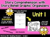 Unit 1 - Grade 1 - Reading Wonders – Story Comp. Graphic O
