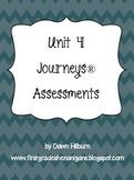 Unit 4 Journeys® Assessments