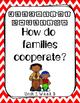 Unit 1 Kindergarten Reading Street Focus Wall Weeks 1-6 Chevron