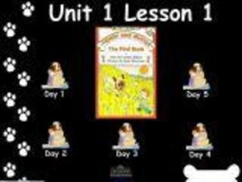 Journeys Unit 1 Lesson 1 Grade 2 Smartboard Lesson