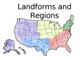 Unit 1 Lesson 1: Landforms & Regions