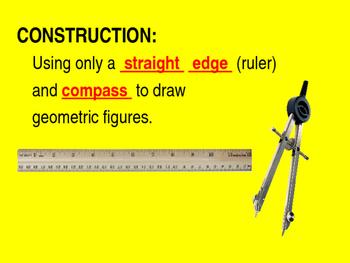 Unit 1 Lesson 5: Segment and Angle Constructions