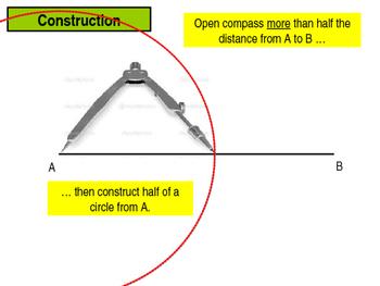 Unit 1 Lesson 5: Segment and Angle Constructions presentation