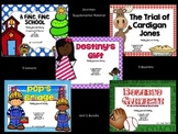 Unit 1 Lessons 1-5 Journal Booklet  3rd Grade Journeys