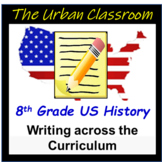Unit 1:  Life in the 13 Original English Colonies - Writing