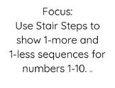 Unit 1 Math Expession Goals