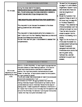 Unit 1 Module B Lesson 17 ReadyGEN Grade 3