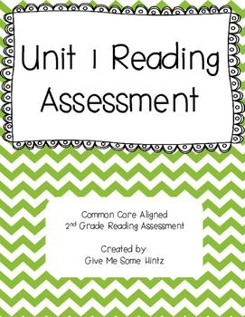 Unit 1 Reading Assessment