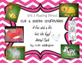Unit 1 Reading Street Craftivities Pt 2- Stories 1.4, 1.5, 1.6