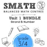 Unit 1 SMATH BUNDLE (Split Grade Resource 3/4)