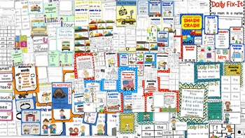 Unit 1 - Scott Foresman Reading Street® Resource Packets - Bundle Pack (2013)