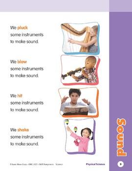 Unit 1: Sound (Skill Sharpeners: Science)