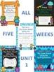 Unit 1 Spelling Letter Boxes BUNDLE
