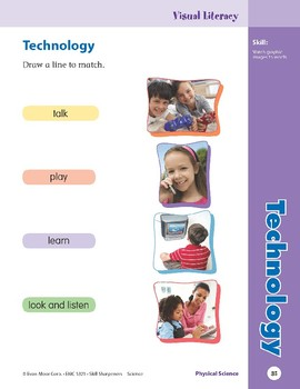 Unit 1: Technology (Skill Sharpeners: Science)