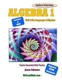 Algebra 1: The Language of Algebra