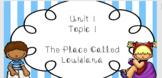 Unit 1 Topic 1 Social Studies Lessons 3rd Grade (Louisiana)