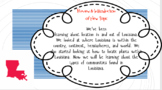 Unit 1 Topic 3  Social Studies (Louisiana Believes Flipcha
