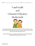 Unit 1 Total Health and Character Study Guide and Answer Key
