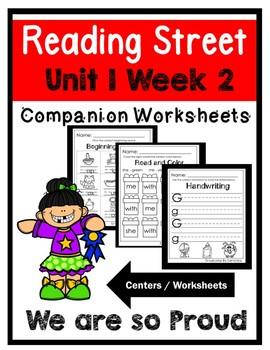 Unit 1 Week 2. Kindergarten Centers. We Are So Proud! Cent