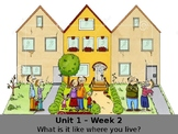 Unit 1 Week 2 to Compliment Wonders