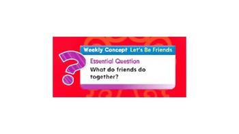 Reading Wonders Unit 1 Week 4 Day 1
