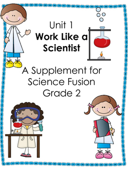 Unit 1 Work Like a Scientist
