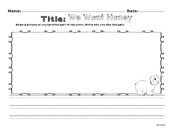 Unit 10 Bundle Kindergarten McGraw Hill Wonders Guided Reading Supplemental Pack