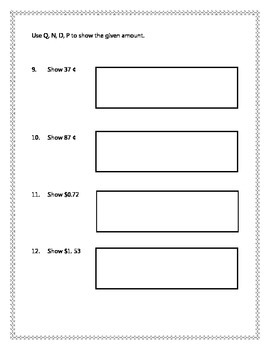 2nd Grade - Unit 10 Everyday Math - Practice Test