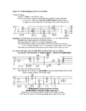 Unit 10 Notes - Chord Inversions