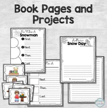 Unit 10 - Snow Day Writing Unit