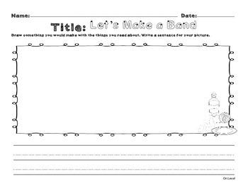 Unit 10 Week 2 Kindergarten McGraw Hill Wonders Guided Reading Supplemental Pack