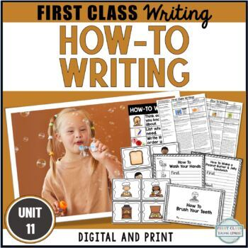 Unit 11 - How-To Writing