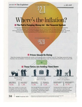 Unit 11: Inflation Article Reading Exercise