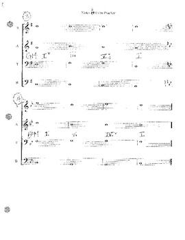 Unit 11 Notes - Intro to SATB, Continued Roman Analysis