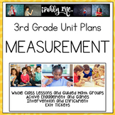 3rd Grade Lesson Plans Measurement 3.6C 3.6D 3.7B 3.7C 3.7D 3.7E