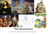Unit 12:Renaissance,Reformation, & Scientific Rev.(World H