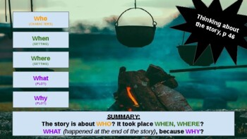 Unit 14 CAMPING-Visual Supplement/Lesson Cycle,The Colors and Shapes of Language
