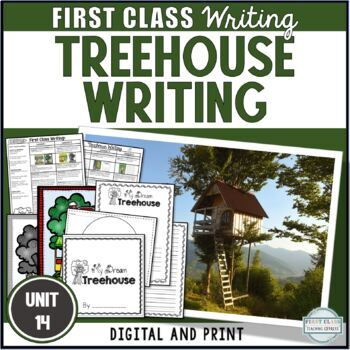 Unit 14 - Treehouse Writing Project