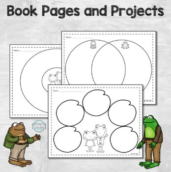 Unit 15 - Frog and Toad Stories