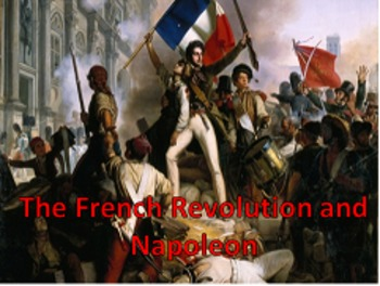 Unit 16: The French Revolution and Napoleon (World History/Global 10 Ch19)