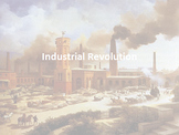 Unit 17: The Industrial Revolution (World History/Global 1