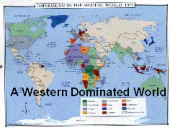 Unit 19: Imperialism (World History/Global 10 Ch 25 & 26)