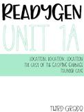 Unit 1a ReadyGen 3rd Grade Packet
