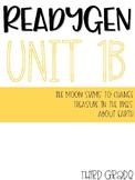 Unit 1b ReadyGen 3rd Grade Packet
