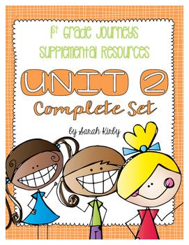 Unit 2 - 1st Grade Journeys Supplemental Resources