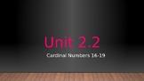 Unit 2.2