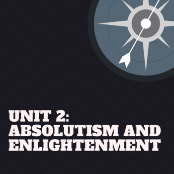 Unit 2: Absolutism and Enlightenment