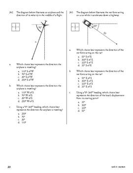 Unit 2 Activity 7 - Determining Compass Coordinates