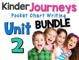 Journeys: Kindergarte Unit 2 BUNDLE Lessons 6-10 Pocket Ch