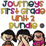 Unit 2 Bundle 1st Grade Supplement Activities
